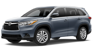 New Toyota Highlander Albuquerque NM