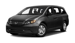 New Honda Odyssey Salt Lake City UT