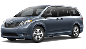 New Toyota Sienna Boulder CO