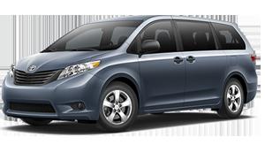 New Toyota Sienna Peoria AZ