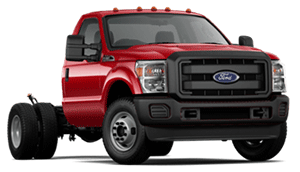 New Ford F-350 Chassis Denver CO