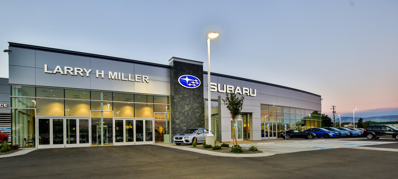 Larry H Miller Boise >> Larry H Miller Subaru Boise Celebrates Grand Opening Of New