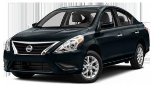 New Nissan Versa corona ca