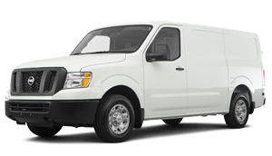 New Nissan NV1500 corona ca