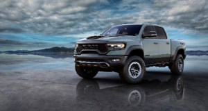 Ram 1500 exterior full vehicle
