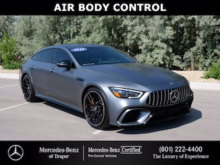 2019 Mercedes-Benz AMG GT 63 S Coupe