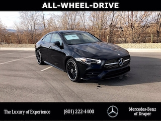 Used 2021 Mercedes-Benz CLA 250 4MATIC Coupe Lindon, UT