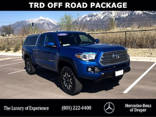 Used 2016 Toyota Tacoma TRD Off Road 4WD Access Cab V6 AT TRD Off Road Lindon, UT