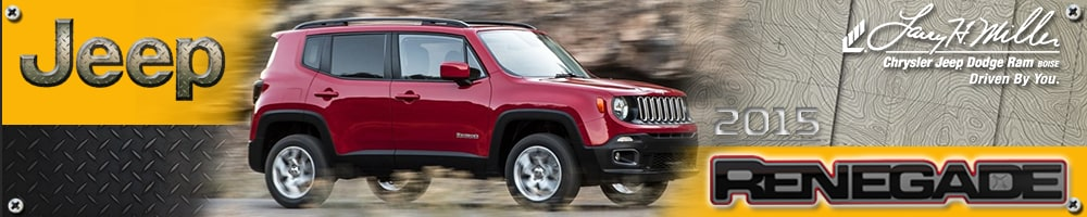 2015 jeep renegade in boise id. Black Bedroom Furniture Sets. Home Design Ideas