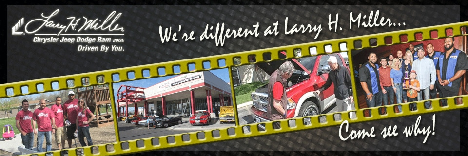 Buy Your Next Vehicle From Larry H Miller Chrysler Jeep