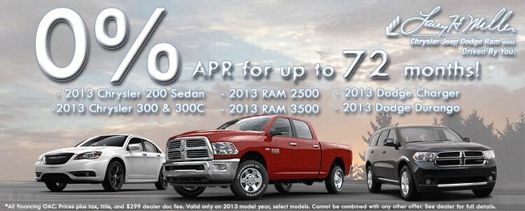 Jeep zero percent financing #2