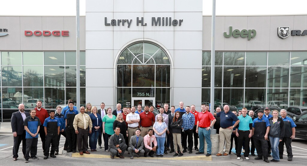 Larry H Miller Bountiful >> Why Buy From Larry H. Miller in Bountiful