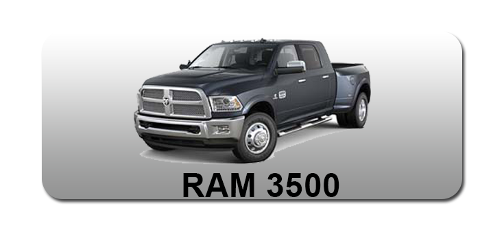 New RAM 3500 Salt Lake