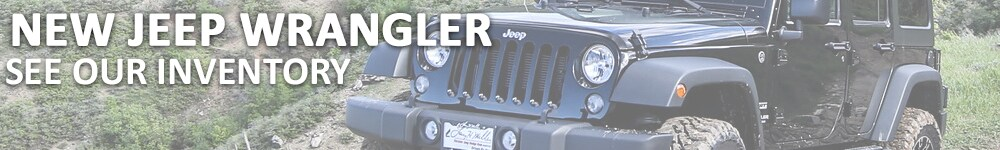 New Jeep Wrangler Unlimited Bountiful Utah