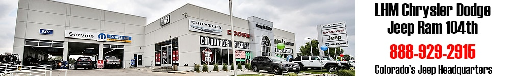 larry h miller chrysler dodge jeep ram 104th new. Cars Review. Best American Auto & Cars Review