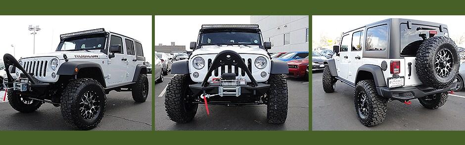 Denver Custom Jeep Lift Kits & Accessories | TTC Customs Jeeps & Trucks