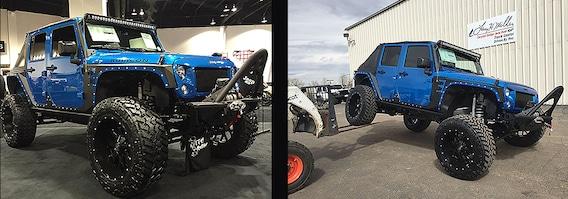 TTC Customs Trucks & Jeeps | Denver's Custom Jeep, Truck
