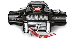 Warn Zeon Winch Denver Jeep