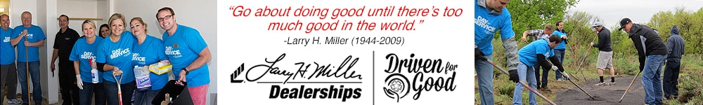 Larry H. Miller Colorado dealerships Charity