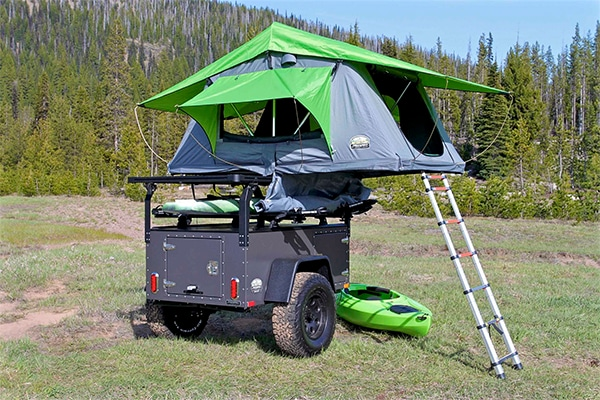 FSR Series Original & Free Spirit Recreation Tents | Denver Jeep Dealer