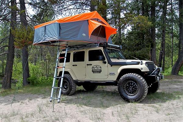FSR Series Canopy & Free Spirit Recreation Tents   Denver Jeep Dealer