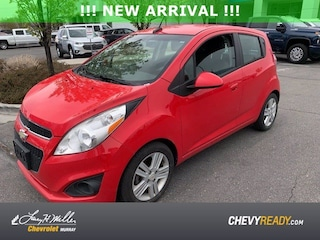 Used 2014 Chevrolet Spark 1LT Auto Hatchback Murray, UT