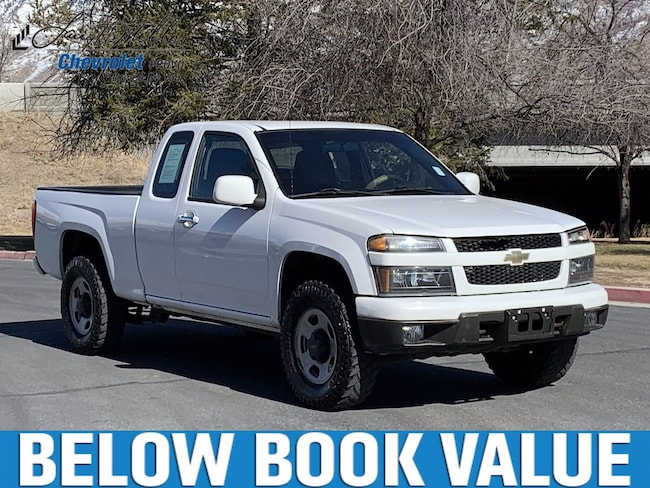 2012 Chevrolet Colorado Work Truck Truck Extended Cab