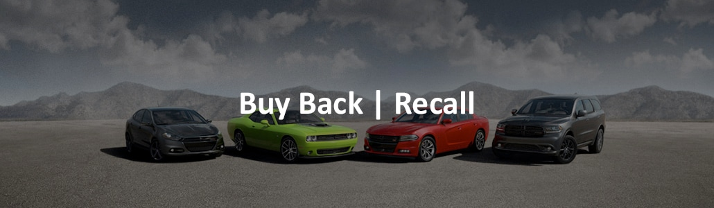 Chrysler Jeep Dodge RAM Buy Back in Riverdale