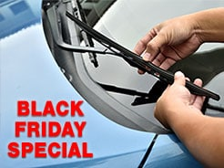 Black Friday Savings ONLY! Free Wiper Inserts!