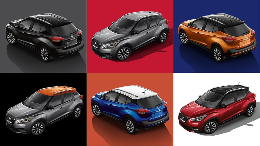 2020 Nissan Kicks Colors, Changes, Release Date >> New Nissan Kicks For Sale Lease Corona Ca Larry H Miller Nissan