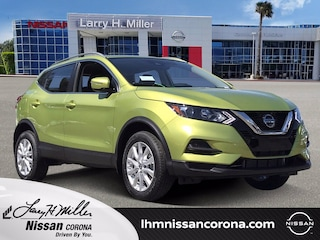 New 2020 Nissan Rogue Sport SV SUV for sale near you in Corona, CA