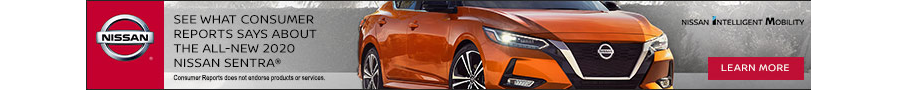 See what consumer report says about the all-new 2020 Nissan Sentra at Larry H. Miller Nissan Corona