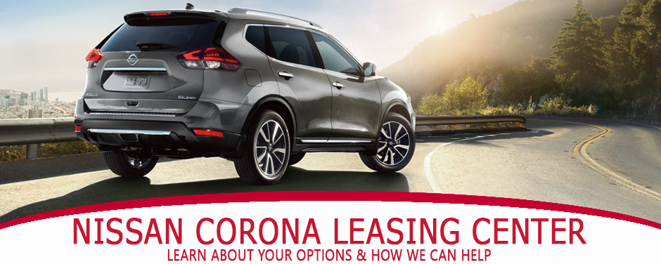 Nissan End of Lease Options at Larry H Miller Nissan Corona