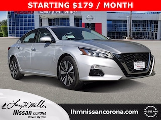 New 2020 Nissan Altima 2.5 SL Sedan for sale near you in Corona, CA