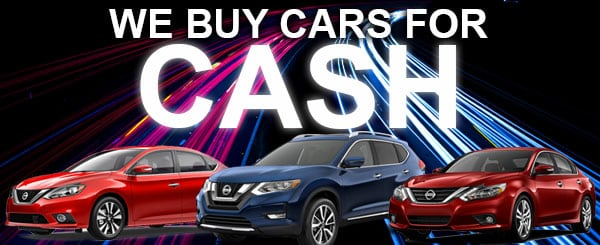 Sell Us Your Car, Turn Your Car Into Cash Larry H Miller Nissan Corona