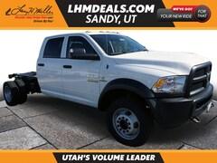 New 2018 Ram 4500 Chassis Tradesman/SLT/Laramie Truck Crew Cab in Sandy