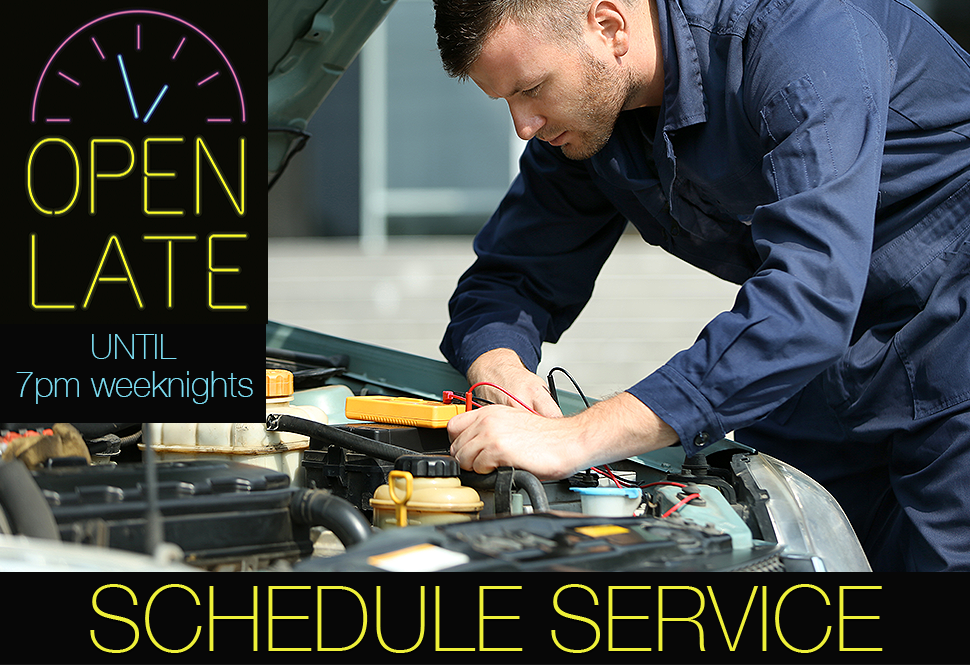 Schedule Ford Service