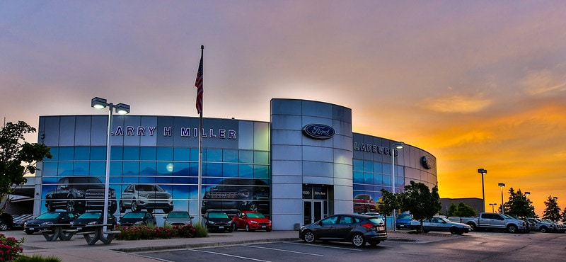 Ford Dealer Denver & Lakewood CO