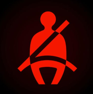 seat belt reminder light Lakewood, CO