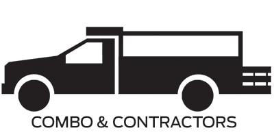 Icon linking to Ford combo and contractor work trucks