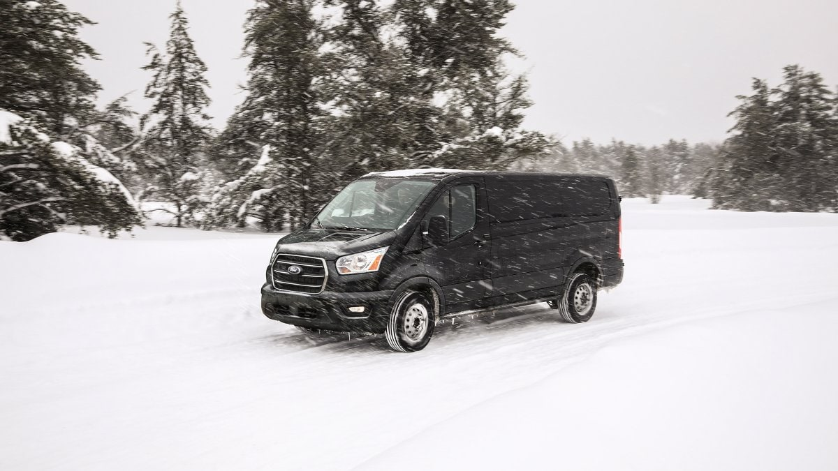 2019 Ford Transit AWD