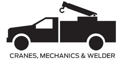 Icon linking to Ford cranes mechanics and welder work trucks