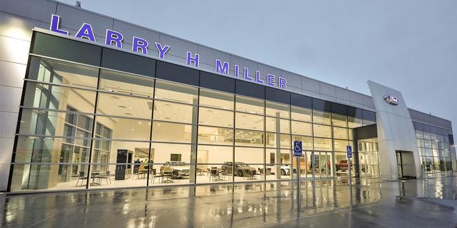 Larry Miller Ford >> Larry H Miller Ford Draper New Used Ford Dealer Ut