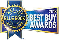 Ford F-150 2018 Kelley Blue Book KBB.com Best Buy Award Winner