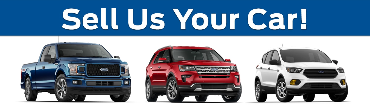 Larry H. Miller Ford Lincoln in Draper will buy your F-150, Escape and Explorer