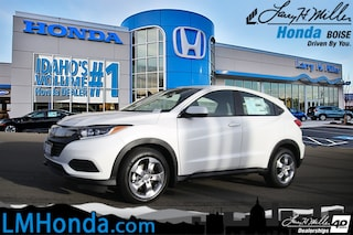 New 2019 Honda HR-V LX 2WD SUV for sale near you in Boise, ID
