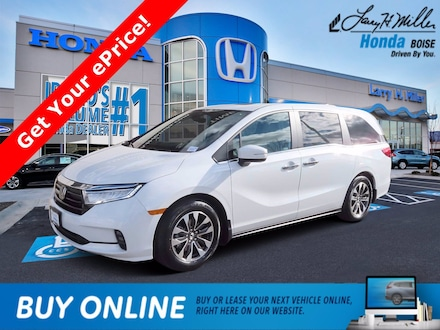 Featured 2021 Honda Odyssey EX-L Van for sale near you in Boise, ID