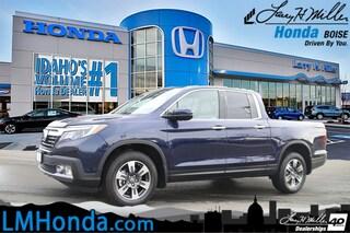 New 2019 Honda Ridgeline RTL AWD Truck Crew Cab for sale near you in Boise, ID