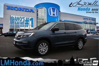 New 2019 Honda Pilot LX AWD SUV for sale near you in Boise, ID