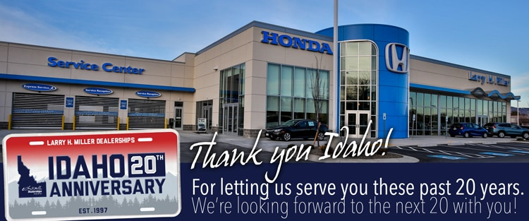 Larry H Miller Honda >> About Larry H Miller Honda Boise Car Dealer Serving Caldwell